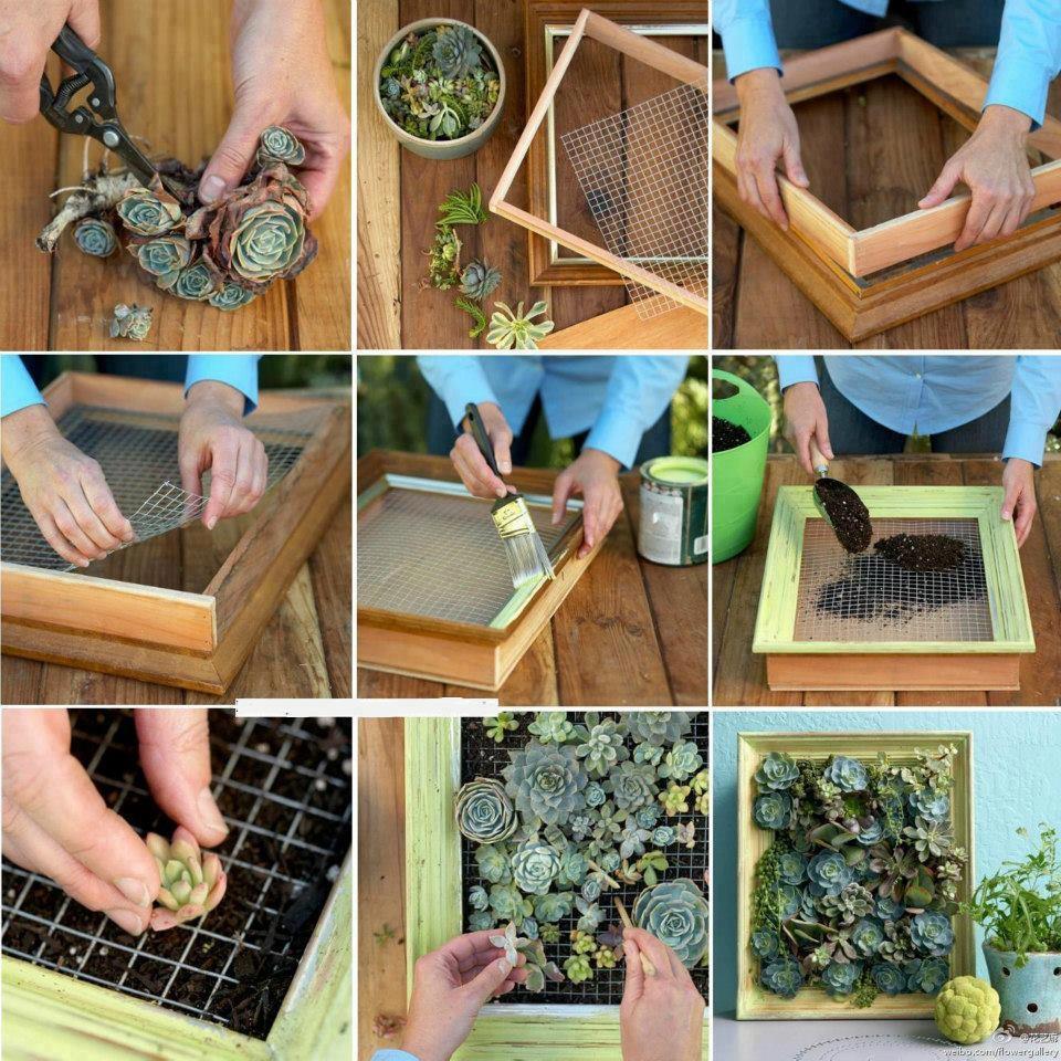 Как сделать растение своими руками